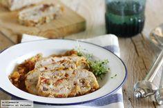 Rollo de #bonito al estilo asturiano #CocinaAsturiana