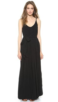 Madewell Sun Isle Maxi Dress- I just got this on Friday. It is so comfortable and flattering. Even on my size 10 frame. Amazing.