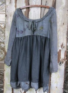 Try dyeing pieces to unify - MegbyDesign