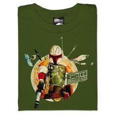 Classic Empire Boba Fett shirt: $19.99
