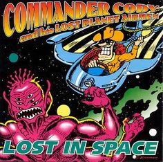 Lost in Space - Commander Cody and His Lost Planet Airmen.  I listened to these guys a lot in college in the 1970s, and loved them.  This recording just doesn't seem to stack up against those memories.  The vocals are really tough to listen to on this one. Guess I'll have to pull some vinyl and see if my memories of how good these guys sounded have changed over time.  Highlight:  Andy Stein on fiddle and sax.  He sat in with Asleep at the Wheel when I saw them at WVU in 78 or 79.