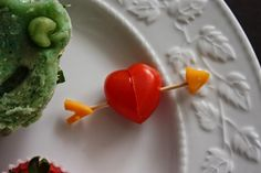 A Green Valentine's Day Lunch