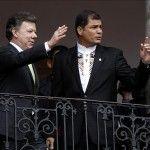 Ecuador y Colombia llegan en La Haya a un acuerdo sobre las fumigaciones en la frontera