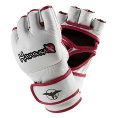 Hayabusa Pro MMA Gloves (White, Large/X-Large) by Hayabusa. $64.99. Hayabusa Pro MMA Gloves features an exclusive Y-shape volar design to keep gloves tight to the palm whether fists are clenched or hands are open. They have a dual cross directional strap system for ultimate wrist support and striking performance.
