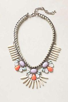 Bora Bib Necklace $78