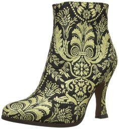 Neosens GAMAY S681 FANTASY BROCADO BLACK/GAMAY Damen Stiefel: Amazon.de: Schuhe & Handtaschen