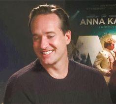 The League of British Artists: Gino sits down with Matthew Macfadyen to talk about Anna Karenina (FOX 6 NEWS, MILWAUKEE)