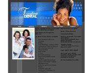 Snap of tompkinsdental.com Dental Websites, Search Tool, Hosting Company