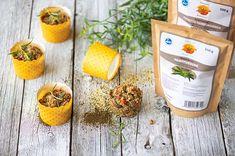 Pekoniset hamppu-juustomuffinit – Hellapoliisi Planter Pots