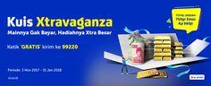 Xtravaganza. XL adalah sebuah perusahaan operator telekomunikasi seluler di Indonesia
