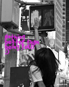 Nothing better than being YOU >> http://bit.ly/1EkehtT #beyou #enjoylife #freespirit #bohoquotes