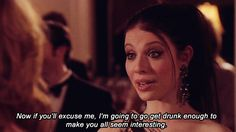 """Use """"I"""" statements to clearly address problematic situations.   The Ultimate Georgina Sparks Guide To Being A Bitch"""