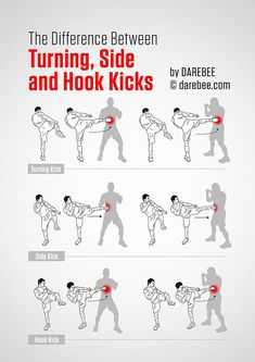 Improve your Muay Thai workouts with better training routines and drills. List of Muay Thai exercises to take your fighting to the next level Boxing Training Workout, Mma Workout, Kickboxing Workout, Mma Training, Boxing Workout With Bag, Punching Bag Workout, Tabata, Self Defense Moves, Self Defense Martial Arts