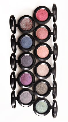 MAC Dazzleshadow MAC Dazzleshadow ($21.00 for 0.03 oz.) is a new eyeshadow formula launching online on June 11th (in-stores on June 18th and July 2015 inte