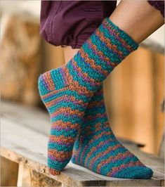 Adirondack Socks - Interweave $5.50
