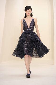 Christian Dior : Runway- Paris Fashion Week - Haute Couture S/S 2014