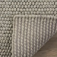 The epitome of sophisticated beach house style, the Natura collection exudes an artisan-crafted look and texture. Soft, lustrous wool yarns are hand-tufted to create contrasting textures, including oversized loops and flat surfaces that are rich in d Accent Rugs, Rug Material, Transitional Style, Beach House Decor, Online Home Decor Stores, Woven Rug, Colorful Rugs, Hand Weaving, Area Rugs