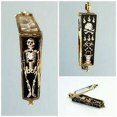 Memento Mori - Antique Jewelry University