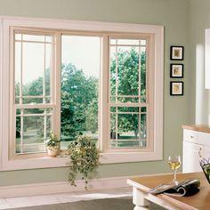 Beige Tan Almond Vinyl Windows Home Decorating Amp Design Forum Gardenweb Upstairs