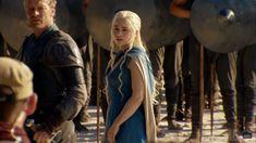 Emilia Clarke Daenerys Targaryen, Mother Of Dragons, Lone Wolf, Khaleesi, Princesses, Sword, Queens, Fandoms, Geek