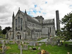St. Canice's Cathedral; Kilkenny