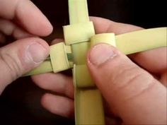 Palm Weaving for Palm Sunday: Coptic Orthodox Style-Part 2