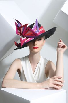 Courtesy: Philip Treacy London