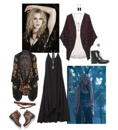 Ever since I've watched American horror story: Coven, I've been in love with Misty Day's fashion