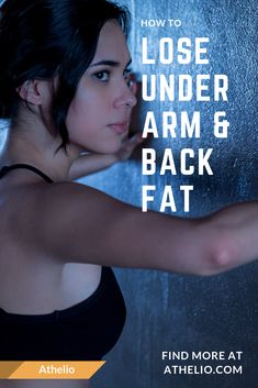 Get Rid of Back Fat and Under Arm Fat 4 Quick exercise to lose back fat and under arm fat. Burn Arm Fat, Lose Back Fat, Fat To Fit, Lose Fat, Lose Belly Fat, Lose Weight, Loose Belly, Detox Cleanse For Bloating, Natural Detox Cleanse