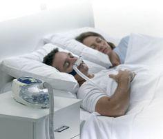 Sleep Apnea CPAP Machine - See more sleep apnea tips at StopSnoringPlease.com