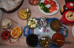 weather damascus syria | ... typical Syrian breakfast [Damascus, Syria] | Flickr - Photo Sharing