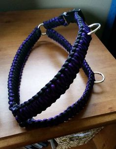 Custom Made Large Dog Paracord Harness