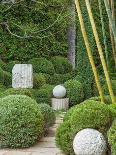 Richard Shapiro's Garden
