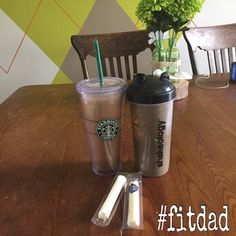 Shakeology and coffee a good combo. #fitdad #shakeology #smoothie #lunch #kale #peanuts #coffee #yumyum #NSNG #nutrition #fuel #instagood #happy #blend #GoldenScoop #superfood