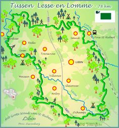 Entre Lesse et Lomme wandelverslag Thru Hiking, Hiking Trails, Regional, St Hubert, Ardennes, Trekking, Staycation, Beautiful Places, Road Trip