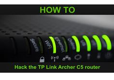 TP Link Archer C5 Router Hacking   Today we got our hands on a brand new TP Link Archer C5 router which we will be testing for known vulnerabilities such as hidden backdoors and vulnerabilities brute force default passwords and WPS vulnerabilities. In this new WiFi hacking tutorial we will be using different tools on Kali Linux 2.0 like Reaver pixiewps and the Aircrack-ng suite to exploit possible vulnerabilities. TP Link is known to use easy to break default passwords such as the WPS PIN as…