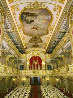 ROYAL RUSSIA: News, Videos & Photographs About the Romanov Dynasty, Monarchy and Imperial Russia -The Yusupov Palace Theatre