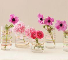 Ohoh Blog - diy and crafts: DIY Monday # Centerpieces
