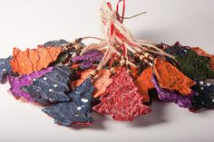 Handmade paper Christmas decoration by Boby Dimitrov, via Flickr