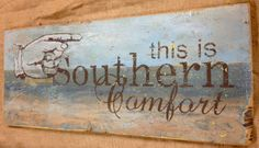 reclaimed artistry: Vintage Lowcountry Signs