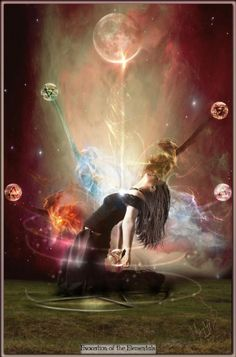 Find images and videos about nature, witch and energy on We Heart It - the app to get lost in what you love. White Witch, Witch Art, Photoshop, Faeries, Dark Art, Mystic, Fantasy Art, Spirituality, Earth