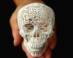 3D printed skull - already a classic