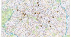 Parijs plattegrond Restaurants, Quilts, Blanket, Holiday, Vacations, Quilt Sets, Restaurant, Holidays, Blankets
