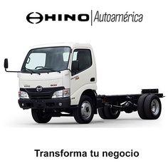#Hino300 es el mejor aliado para tu negocio, con un diseño versátil que se…