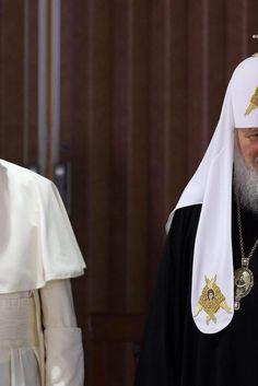 Tutti i motivi per cui lincontro Francesco-Kirill è davvero storico