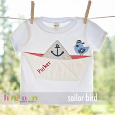 Sailor Bird