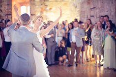 Lulworth castle first dance wedding photography. Photography by one thousand words wedding photographers www.onethousandwords.co.uk