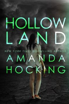 Holowland (The Hollows, Book 1) by Amanda Hocking #youngadult #horror