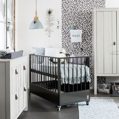 Babykamer Stapelgoed Loft Grijs | Babypark