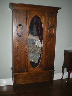 wholesale dealer af5ba 2f077 93 Best Antique Furniture--armoires images | Antique ...